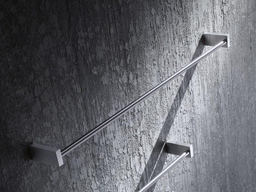 Stainless steel towel rail ACQ4 | Towel rack by Radomonte