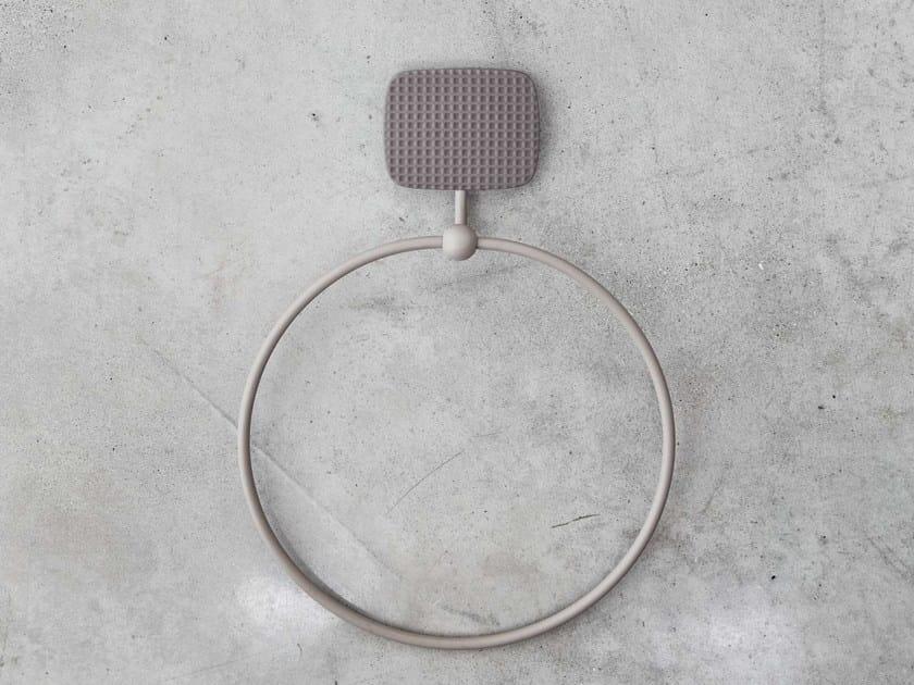 Polyurethane gel towel ring D'OC   Towel ring by Geelli by C.S.