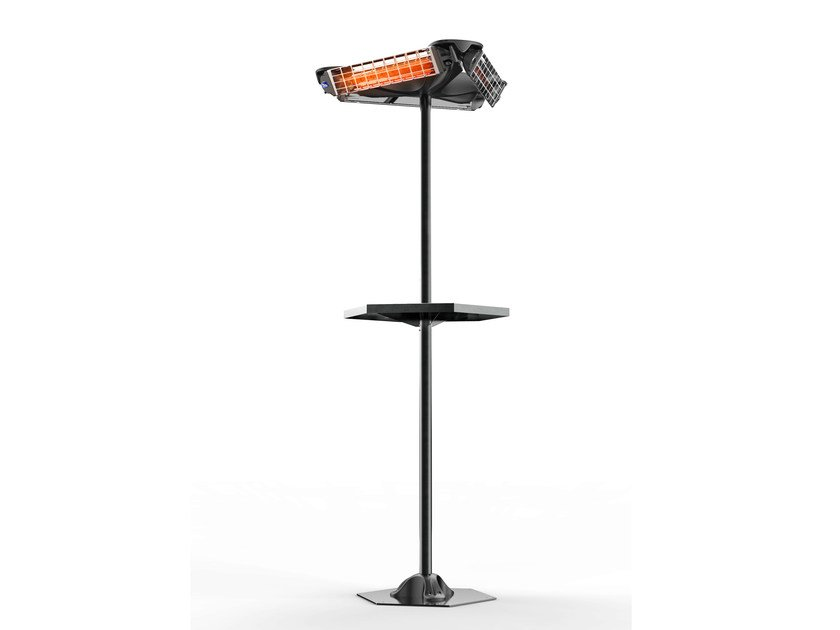 Infrared tower heater GIROSOLE | Tower heater by Mo-el
