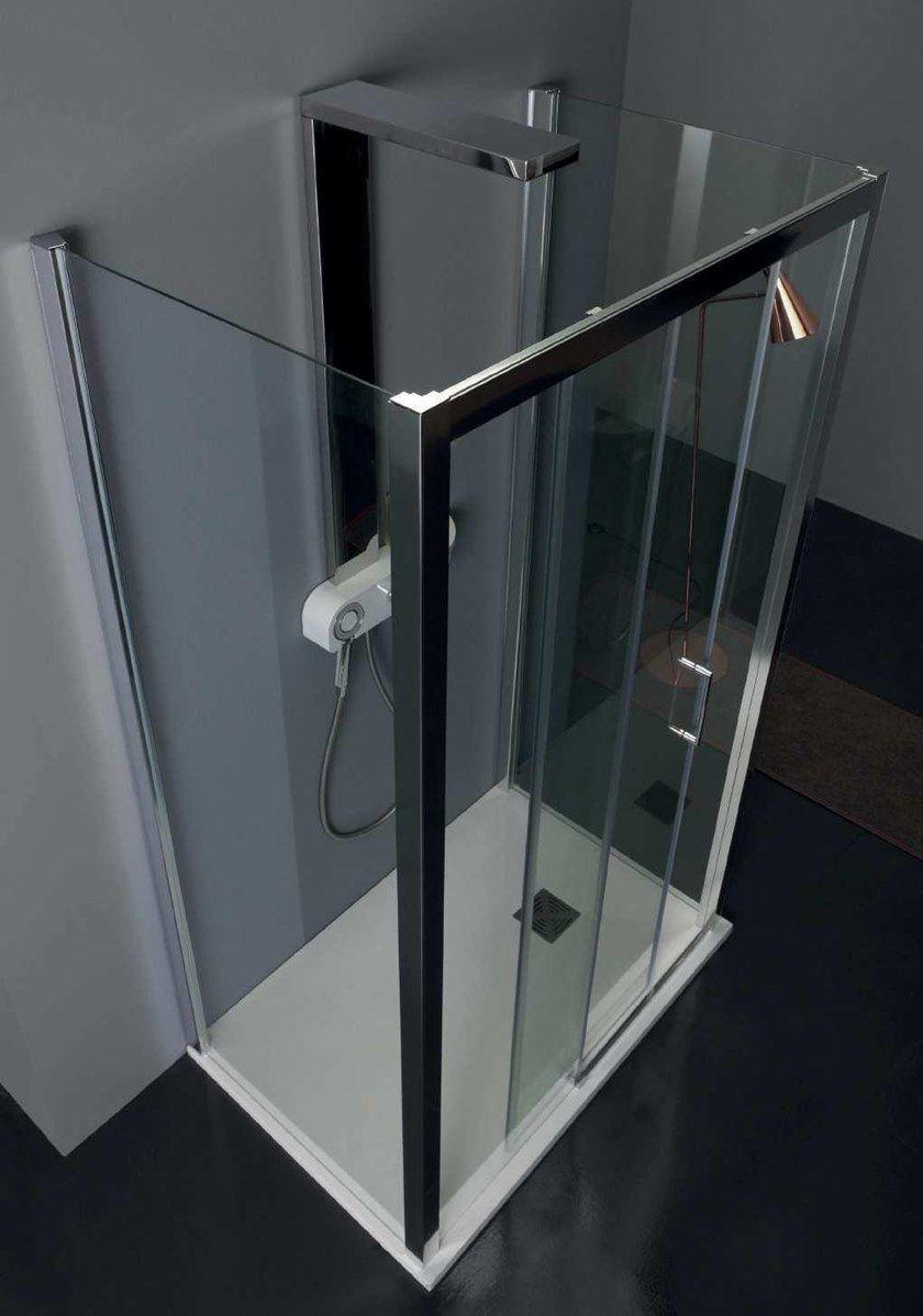 TPSC55 + TALF | Box doccia centro stanza