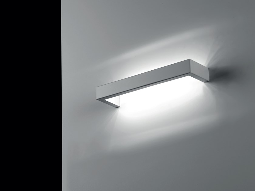 LED metal wall lamp TRACCIA by Cattaneo