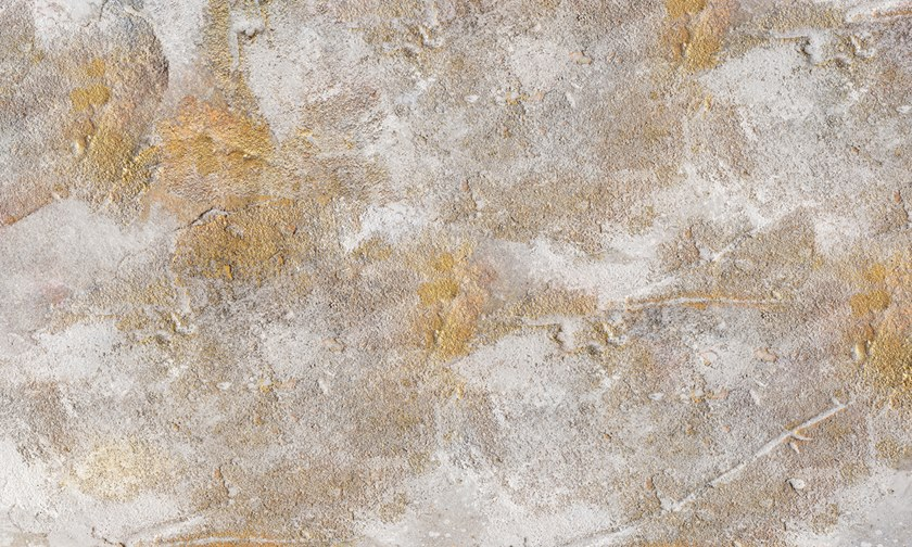 Industrial style Ecological washable PVC free wallpaper TRACES OF GOLD 1 by Wallpepper