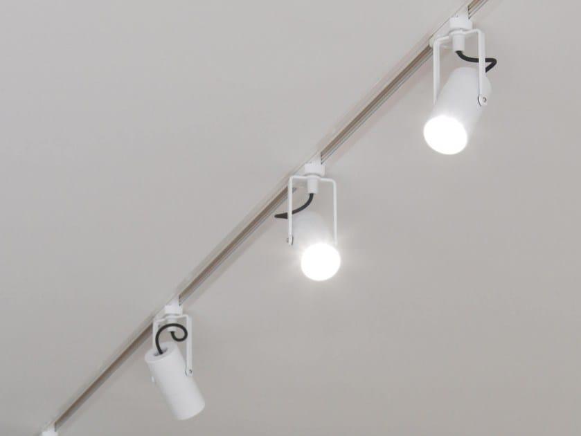 Zpro illuminazione a binario collezione zpro by brillamenti