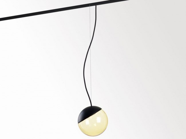 LED metal Track-Light GIBBO | Track-Light by Delta Light