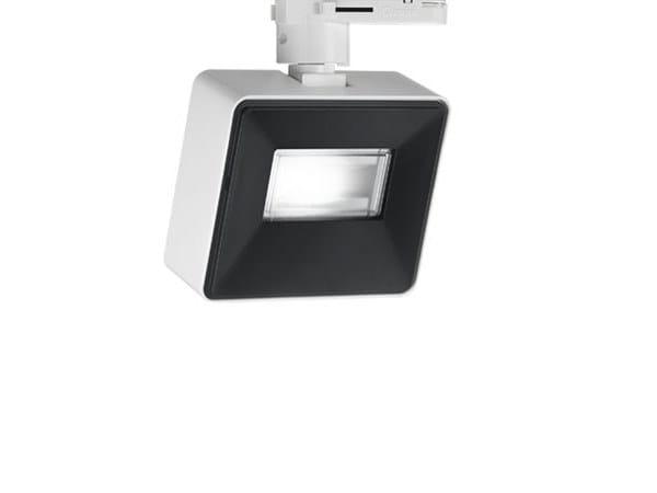 Luminária en carril LED de alumínio fundido VIEW OPTI LINEAR | Luminária en carril by iGuzzini
