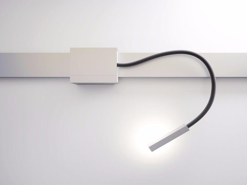 Illuminazione a binario in alluminio NUO   Illuminazione a binario by Letroh