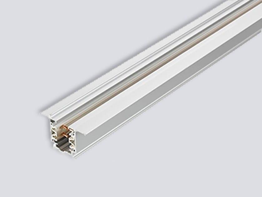 Recessed metal Track-Light TRACK | Recessed Track-Light by ONOK Lighting