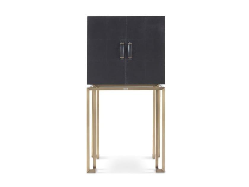 Beech bar cabinet TRAFALGAR | Bar cabinet by Gianfranco Ferré Home