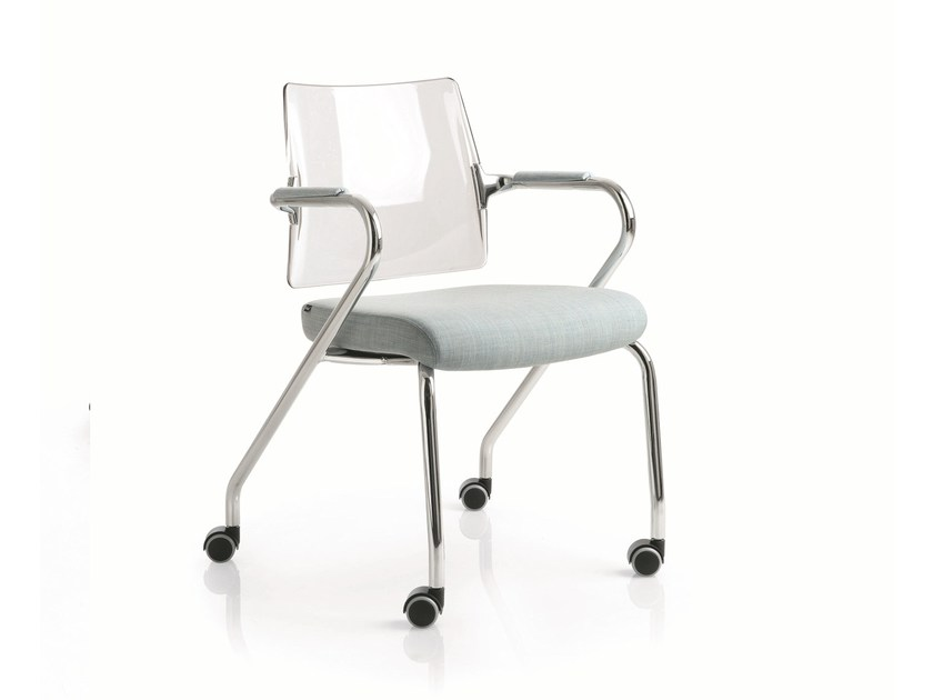 Training chair with armrests FREE | Training chair by Emmegi