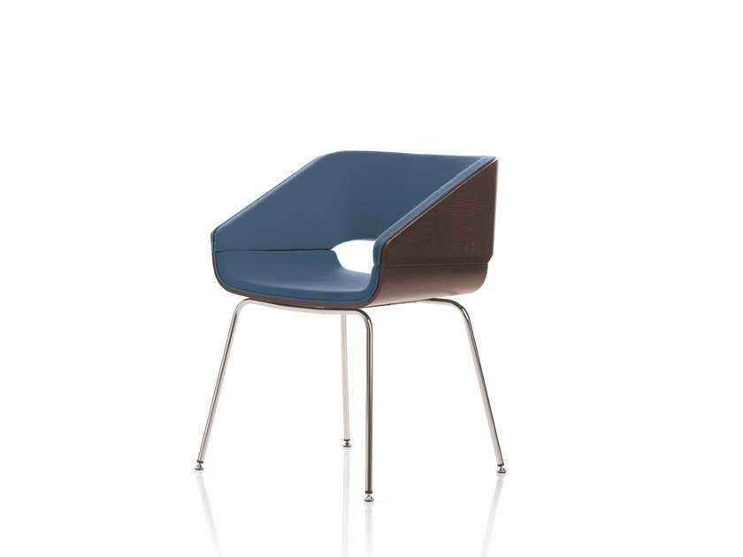 Training chair 4UNDICI | Training chair by Emmegi