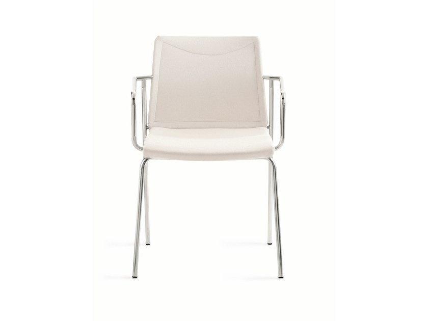 Training chair with armrests FRAME | Training chair with armrests by Emmegi