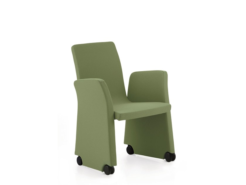 Training chair with armrests WINGS | Training chair with armrests by Emmegi