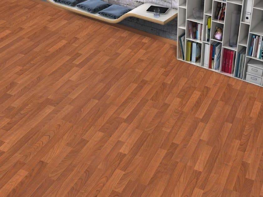 Laminate flooring TRANSIT CHERRY by GAZZOTTI
