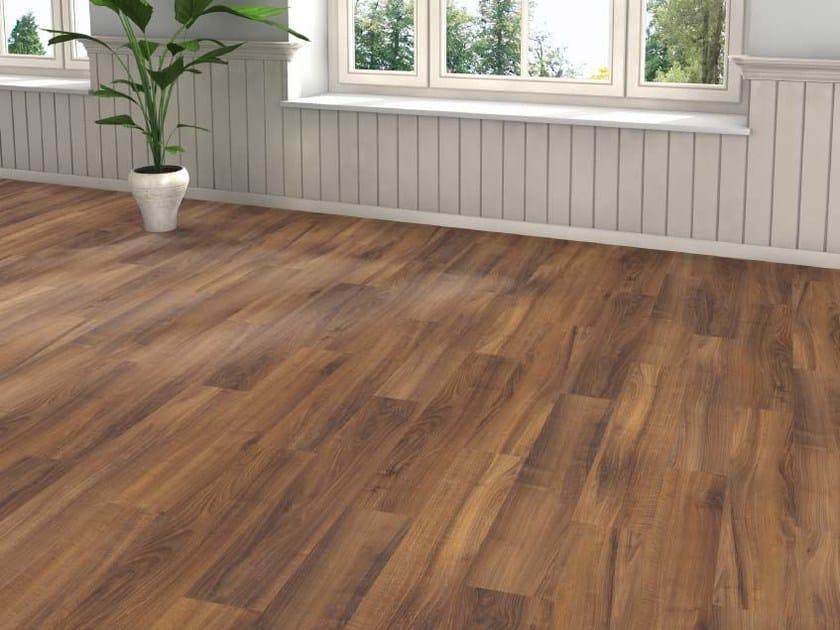 Laminate flooring TRANSIT WALNUT ATACAMA by GAZZOTTI