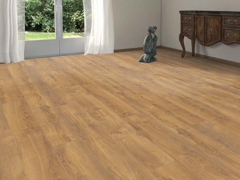Laminate flooring TRANSIT OAK COLORADO by GAZZOTTI