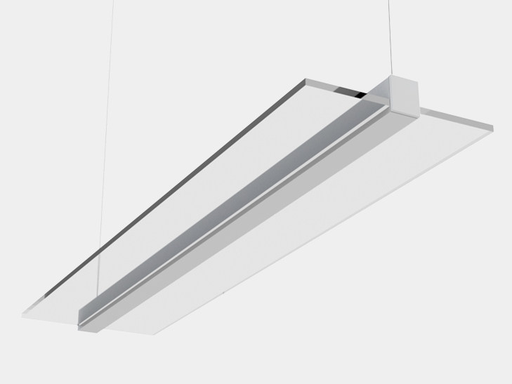 PMMA pendant lamp TRANSPARENT | PMMA pendant lamp by ES-SYSTEM
