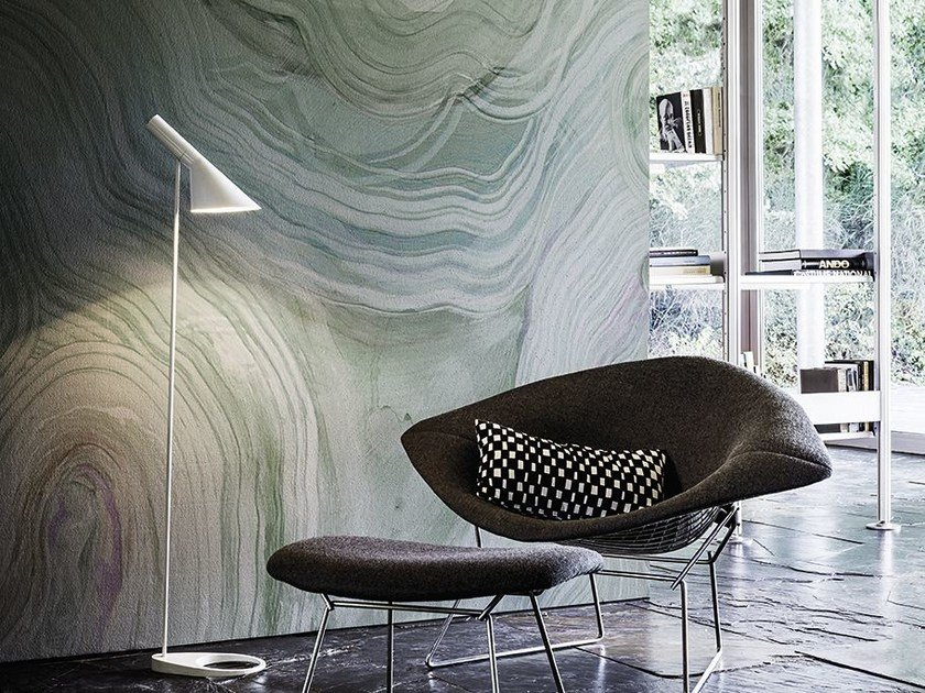 Wallpaper trap stratch contemporary wallpaper collection by