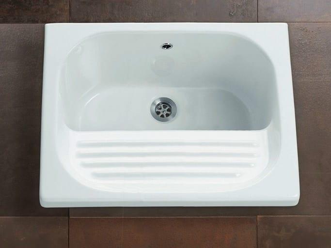Utility sink TRASIMENO | Utility sink by Alice Ceramica