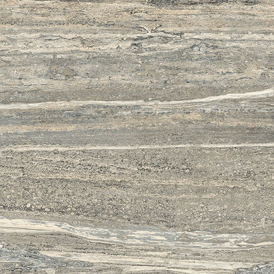 Porcelain stoneware wall/floor tiles with stone effect TRASTEVERE VIBRATO GREY by Ceramica Fioranese