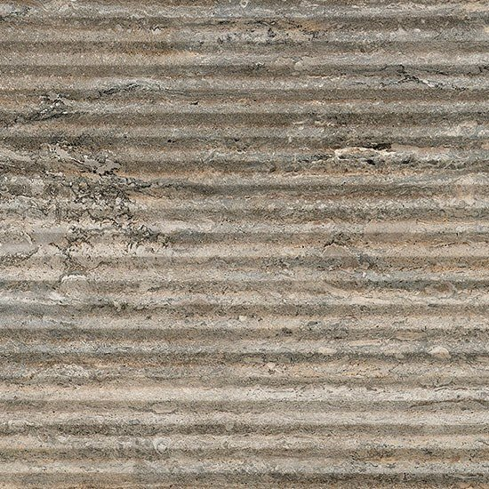 Porcelain stoneware wall/floor tiles with stone effect TRASTEVERE VIBRATO LINEE WALNUT by Ceramica Fioranese