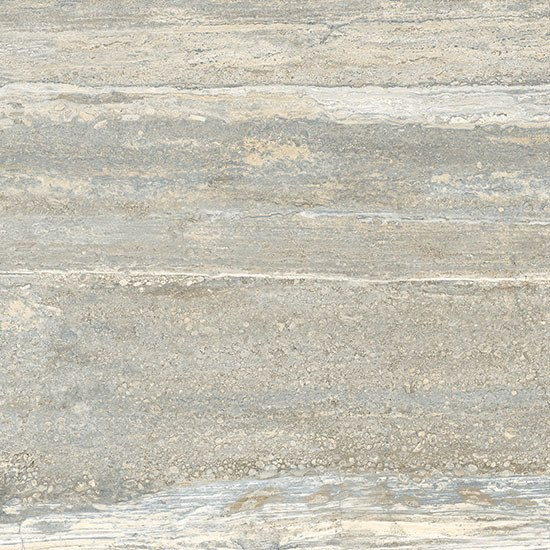 Porcelain stoneware wall/floor tiles with stone effect TRASTEVERE VIBRATO SILVER by Ceramica Fioranese