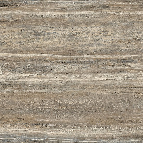 Porcelain stoneware wall/floor tiles with stone effect TRASTEVERE VIBRATO WALNUT by Ceramica Fioranese