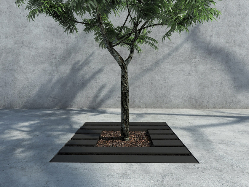 Iron tree grill WADE | Tree grill by SIT