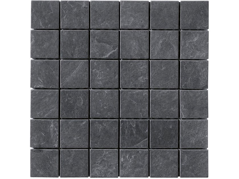 Slate mosaic TRENTO by BOXER
