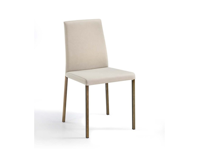 Upholstered chair TREVISO | Chair by Trevisan Asolo