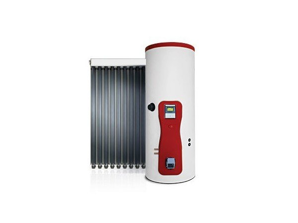 Forced circulation Solar heating system TRIENERGIA ACS - SV10T 200/500 by Coenergia