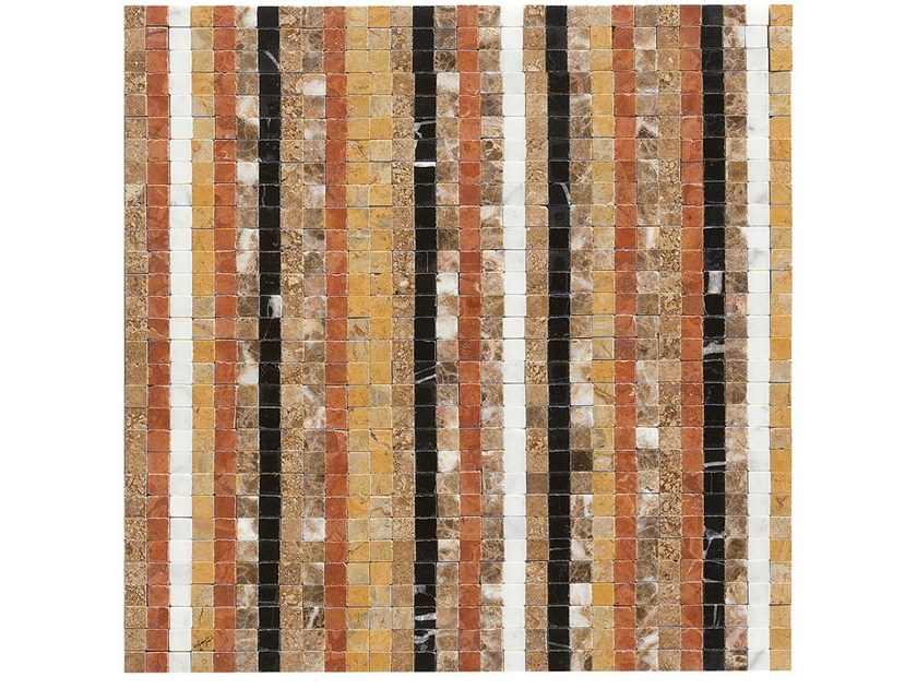 Marble mosaic TRIESTE by BOXER