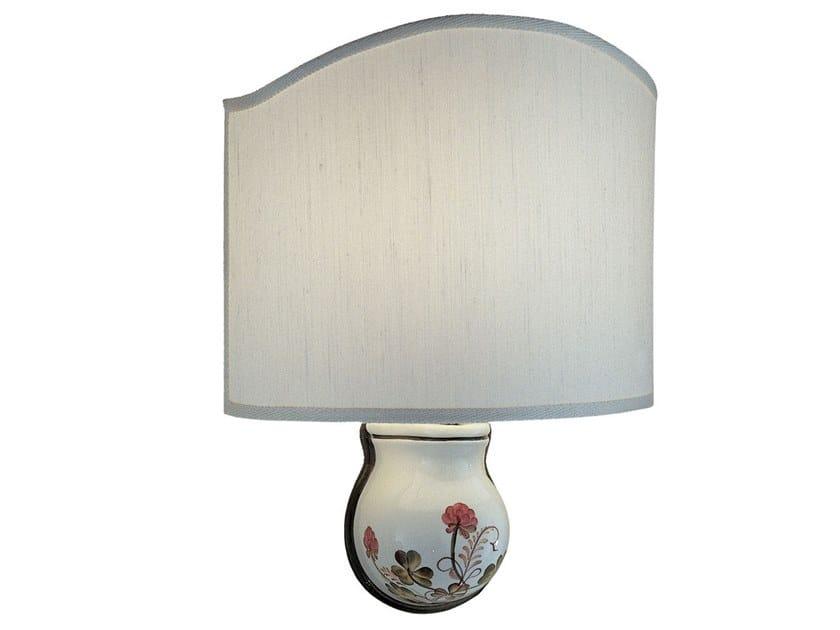 Ceramic wall light TRIESTE | Wall light by FERROLUCE
