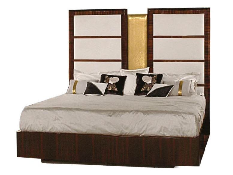 Rosewood bed double bed TRILOGY | Bed by HEBANON