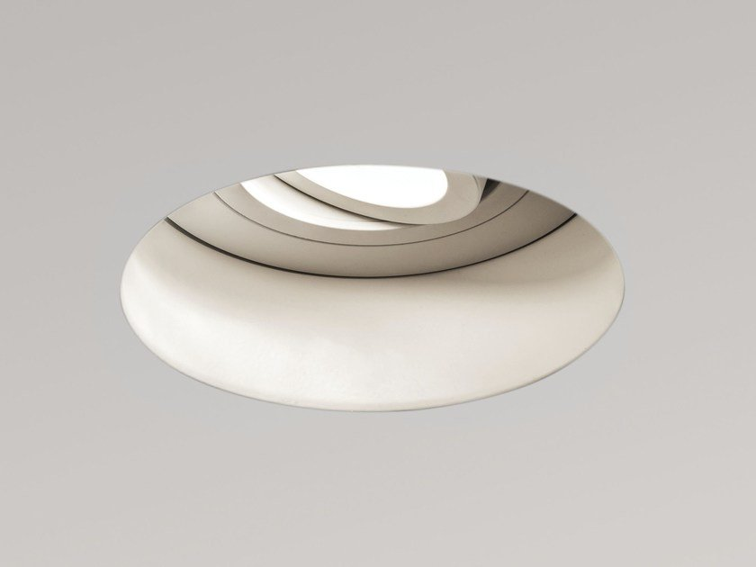 Recessed Round Steel Spotlight TRIMLESS 5679 By Astro Lighting