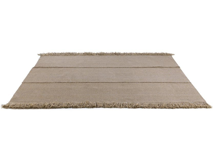 Handmade outdoor rugs TRIPTYQUE by RODA