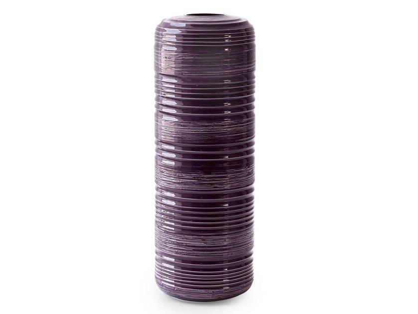Ceramic vase TRISTAN by Calligaris