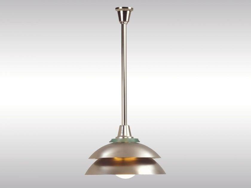Woka Tristan Sospensione In A Ottone Stile Classico Vienna Lampada Lamps VqjpzMGULS