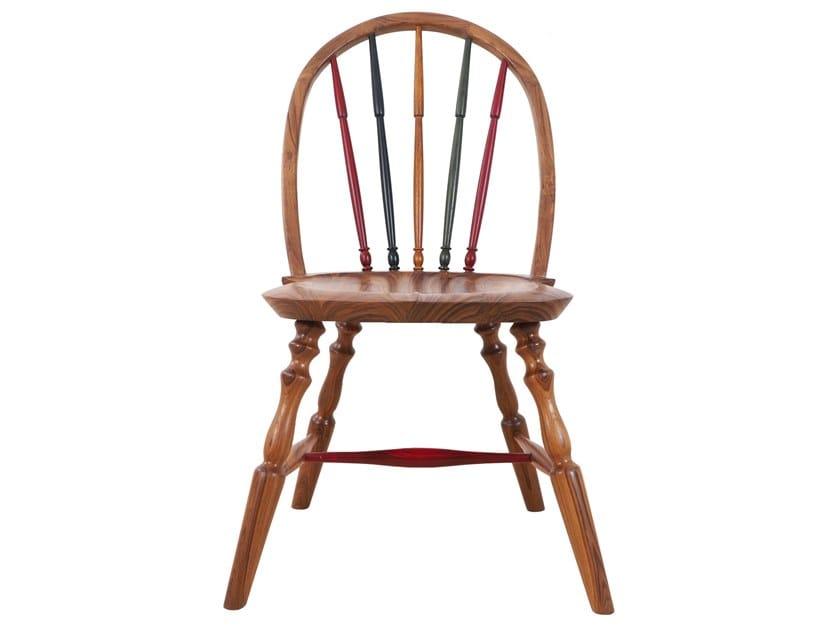 Teak chair TROI | Teak chair by ALANKARAM