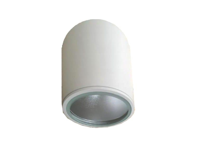 Lampada da soffitto per esterno a LED in alluminio TRONCHETTO LED by NEXO LUCE