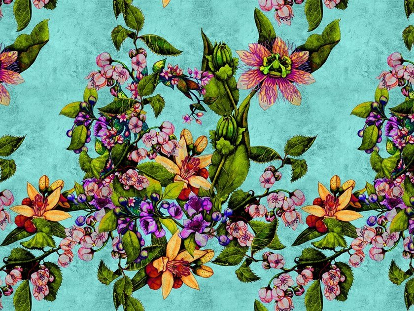 Digital printing wallpaper TROPICAL PASSION by Architects Paper