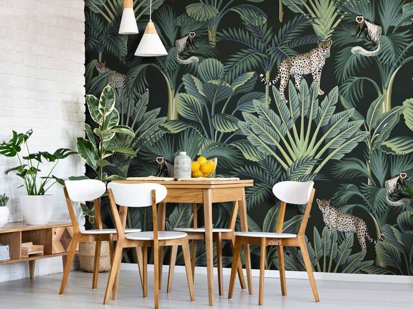 Digital printing Tropical wallpaper TROPIK by LGD01