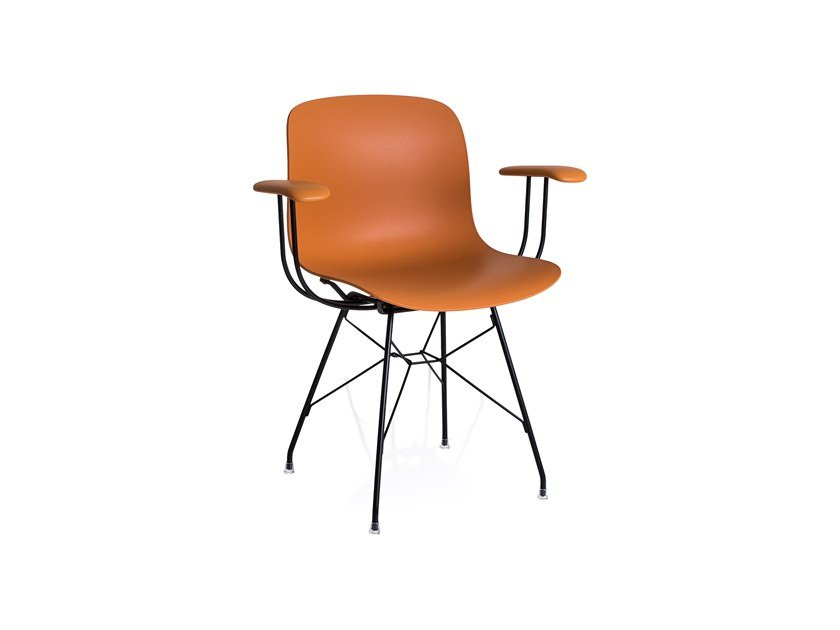 TROY | Sedia con braccioli