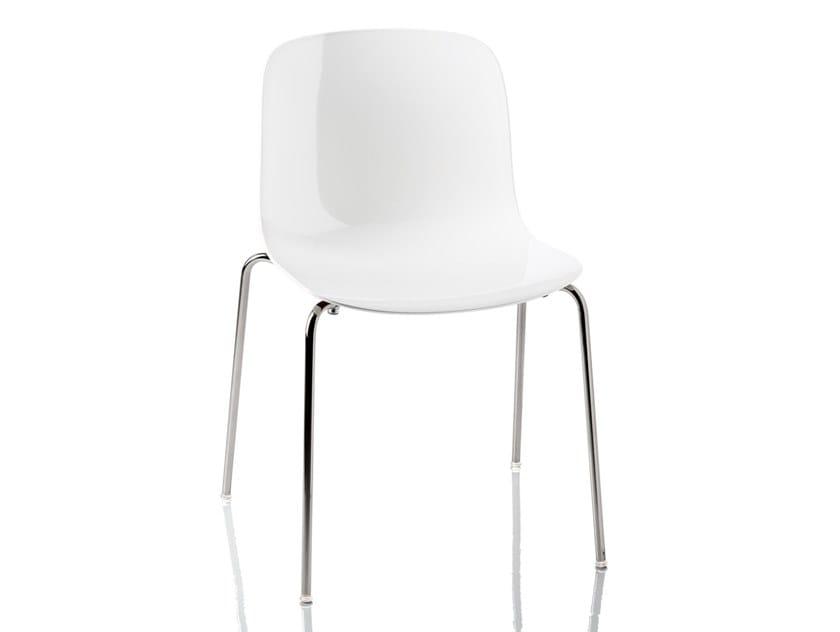 TROY | Sedia in policarbonato