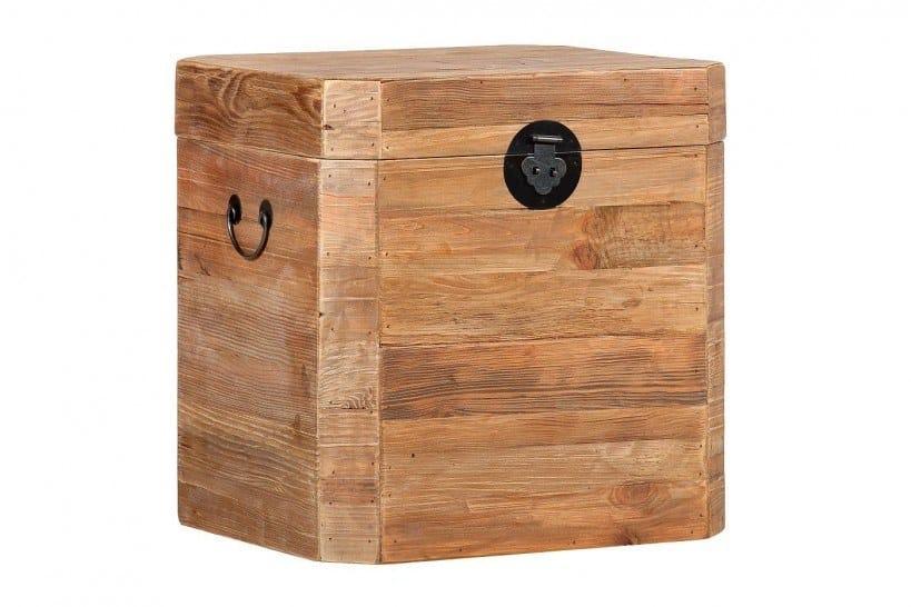 Tavolino / comodino in legno massello TRUNK | Tavolino by Arrediorg.it®