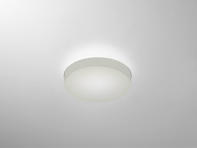 LED recessed ceiling lamp TRYBECA 38 ROUND TRIMLESS by Reggiani