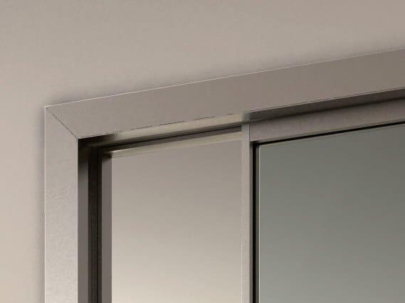 Aluminium frames TS-04 by Metalglas Bonomi