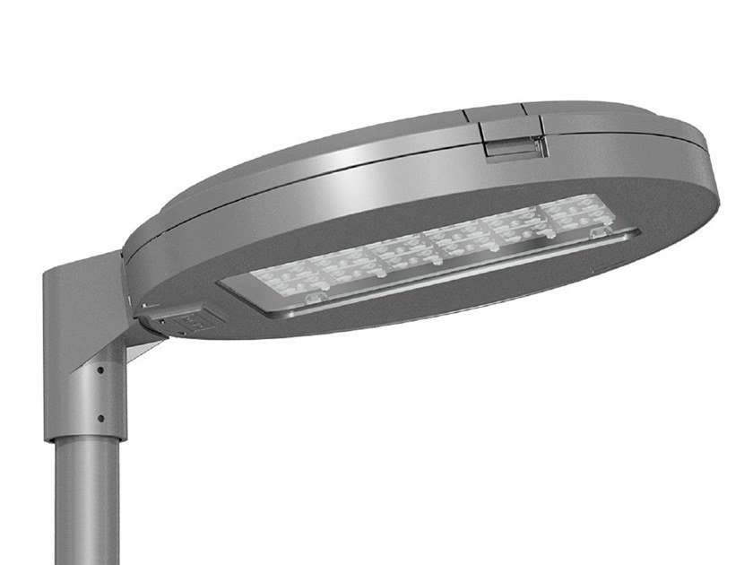 LED aluminium street lamp TSANA X by GHM-ECLATEC