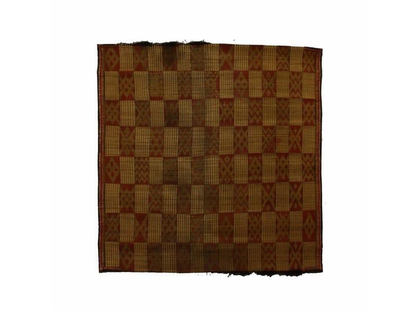 Wood and leather Mat TUAREG ST038TU by AFOLKI