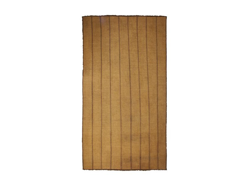 Rectangular wooden Mat TUAREG ST101TU by AFOLKI