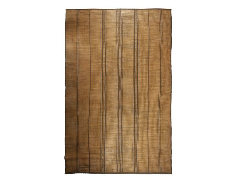 Rectangular wooden Mat TUAREG ST115TU by AFOLKI